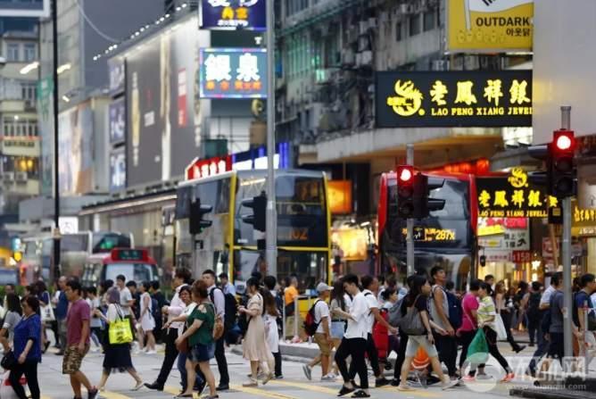 8月20日的香港 这才是该有的样子(图3)