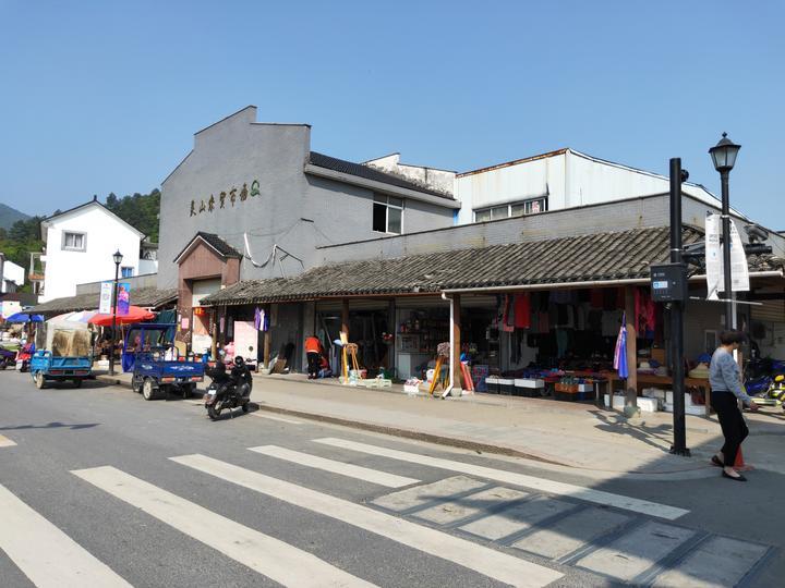 双浦镇灵山游客接待旅游综合服务体开建3