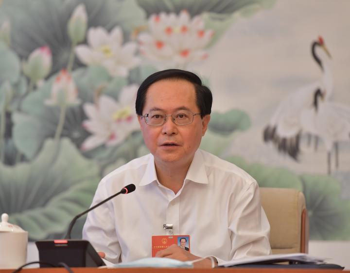 浙江代表团学习贯彻习近平总书记重要讲话精神
