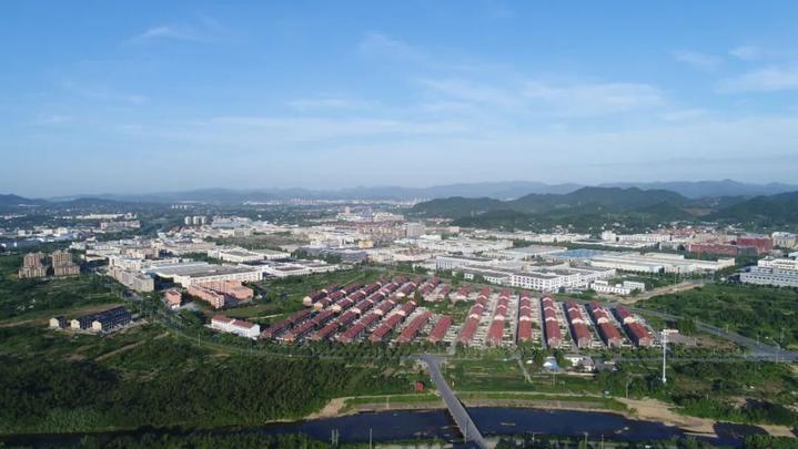 安吉县gdp_2020年上半年安吉县经济工作述评