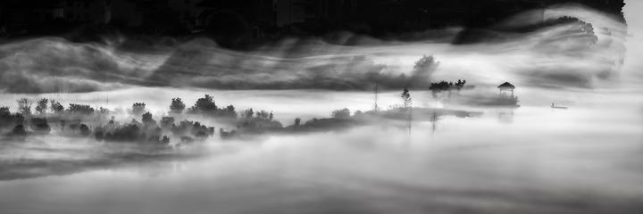 叶文龙摄影作品展在京开幕