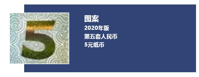 新版5元纸币11月5日起发行 整体防伪性能提升