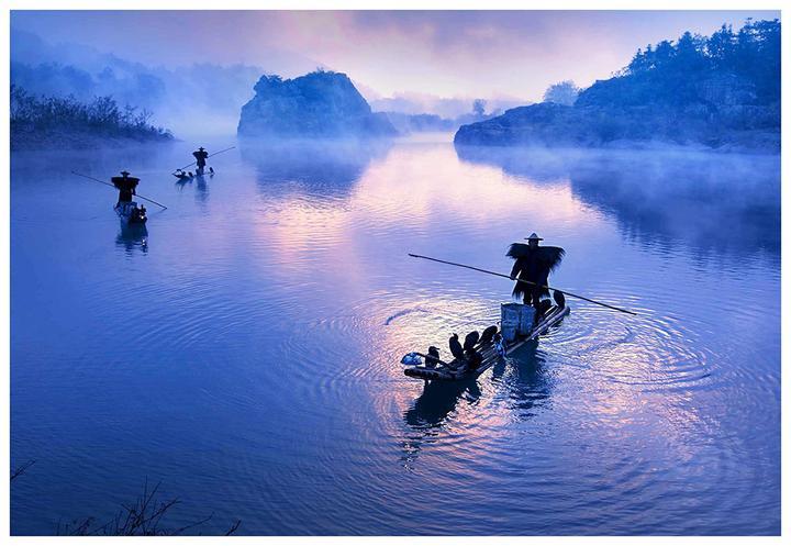 充满诗情画意的楠溪江.jpg