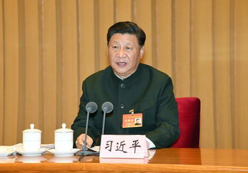 11月25日,中央军委军事训练会议在北京召开。中共中央总书记、国家主席、中央军委主席习近平出席会议并发表重要讲话。