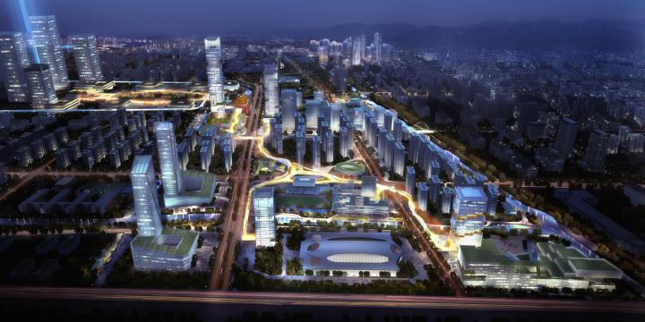 杭腾未来社区鸟瞰图(第五张图).png